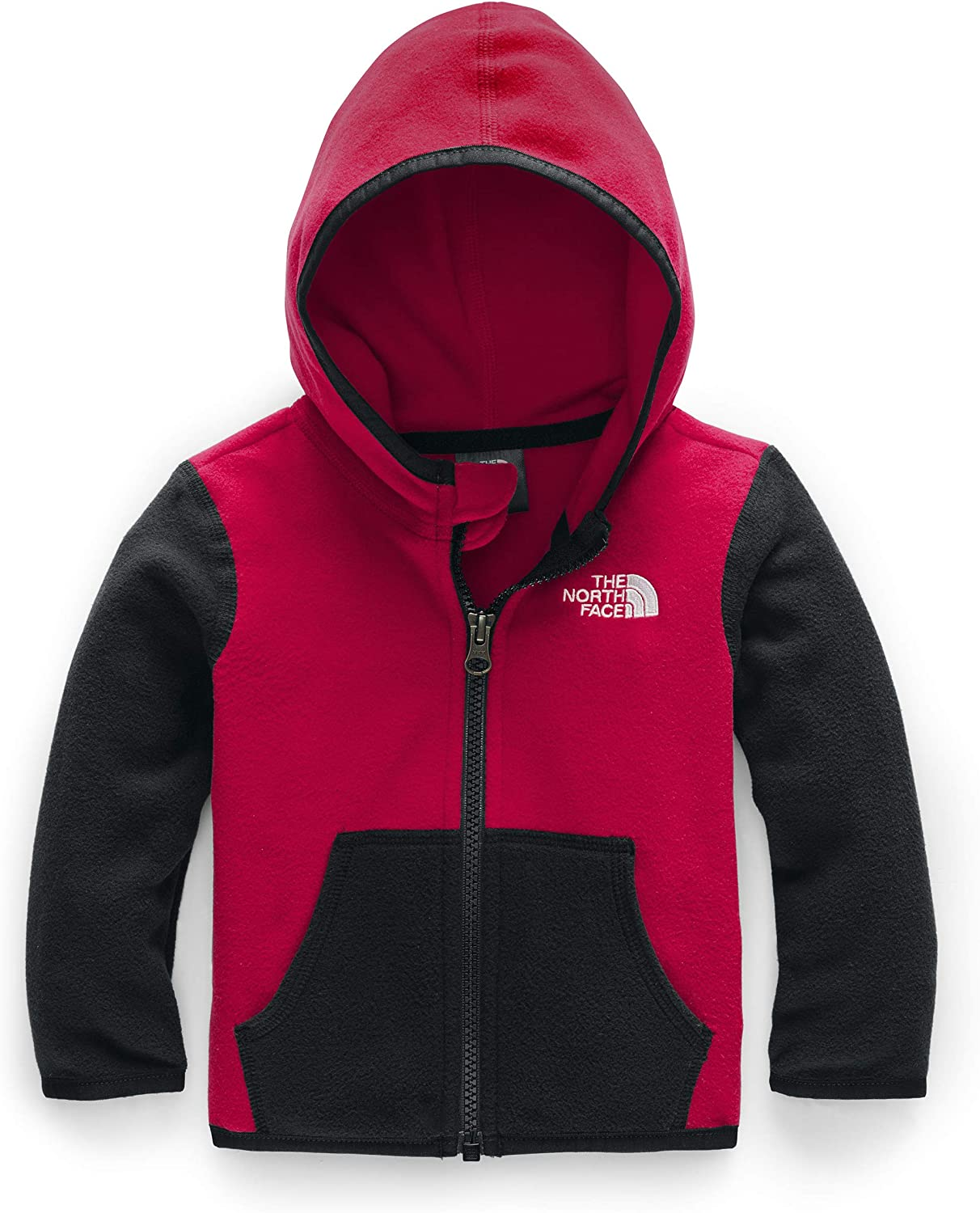 The North Face Infant Glacier Hoodie TNF Red 6-12 Months