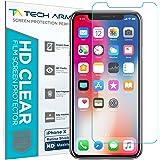 Tech Armor Apple iPhone X (iPhone 10) Blue Light Filter Retina Shield Film Screen Protector [1-Pack]