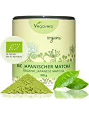Té Matcha Orgánico Japonés   Rico en L Teanina, Cafeína y Antioxidantes   Energía + Bienestar + Concentración + Detox   100g   Sin Aditivos   Calidad Premium   Producto BIO   Vegano   Vegavero