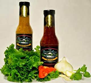 product image for The Coeur d'Alene Dressing Company - Award Winning Russian and Apricot Dijon Dressings, One 12 Ounce Jar of Each