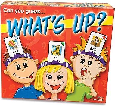 Paul Lamond Whats Up - Juego de Mesa (en inglés): Whats Up: Amazon.es: Juguetes y juegos