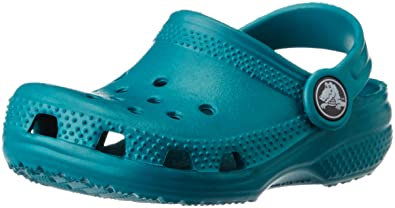 babccf7ac2a8 crocs Kids Unisex Classic Juniper Clogs and Mules - J3  Buy Online at Low  Prices in India - Amazon.in