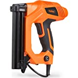 VonHaus 9A Electric Staple Gun & Nailer – Includes Staples & Nails –Suitable For Fabrics, Upholstery & Thin Woods