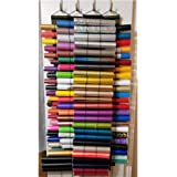 The Roll Keeper- Vinyl Roll Holder, Diamond Painting Organizer, Christmas Wrapping Paper Storage. Wall/Door/Closet Hanging st