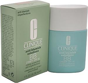 Clinique Anti-Blemish Solutions Bb Cream Spf 40 30ml/1Ounce - Light Medium, 1 Ounce