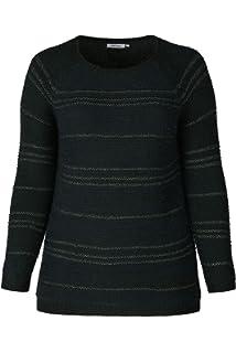 3e69a39f77b1 PAPRIKA Damen große Größen Pullover mit Paillettenmuster  Paprika ...