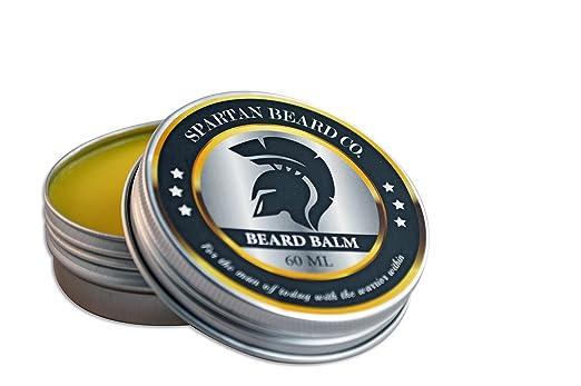 26 opinioni per Balsamo Spartan Beard (60ml)- Balsamo per Uomo Senza Risciacquo- Riduce Nodi,