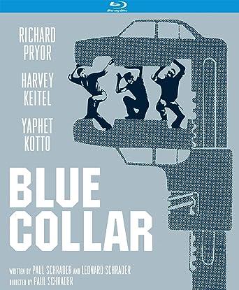 Amazon.com: Blue Collar (Special Edition) [Blu-ray]: Richard ...