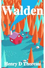WALDEN : ANNOTATED Kindle Edition