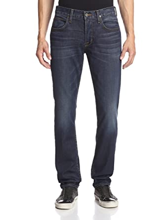 dab712bd2f3 Amazon.com: Hudson Jeans Men's Blake Slim Straight Jean, Capitol, 32 US:  Clothing