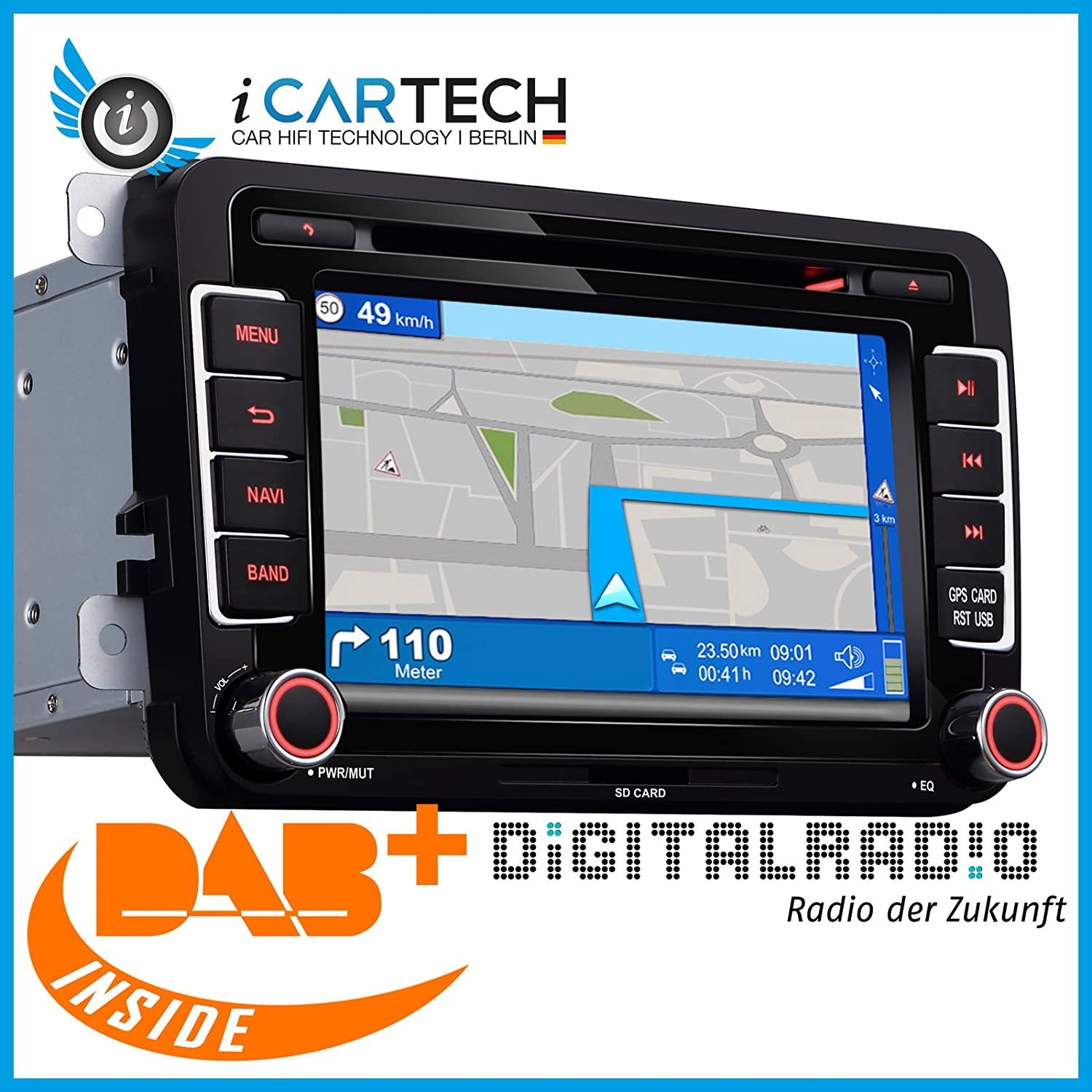 Android Car Radio with 7