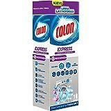 Colon Limpialavadoras Express - 6 Paquetes de 250 ml - Total: 1500 ml