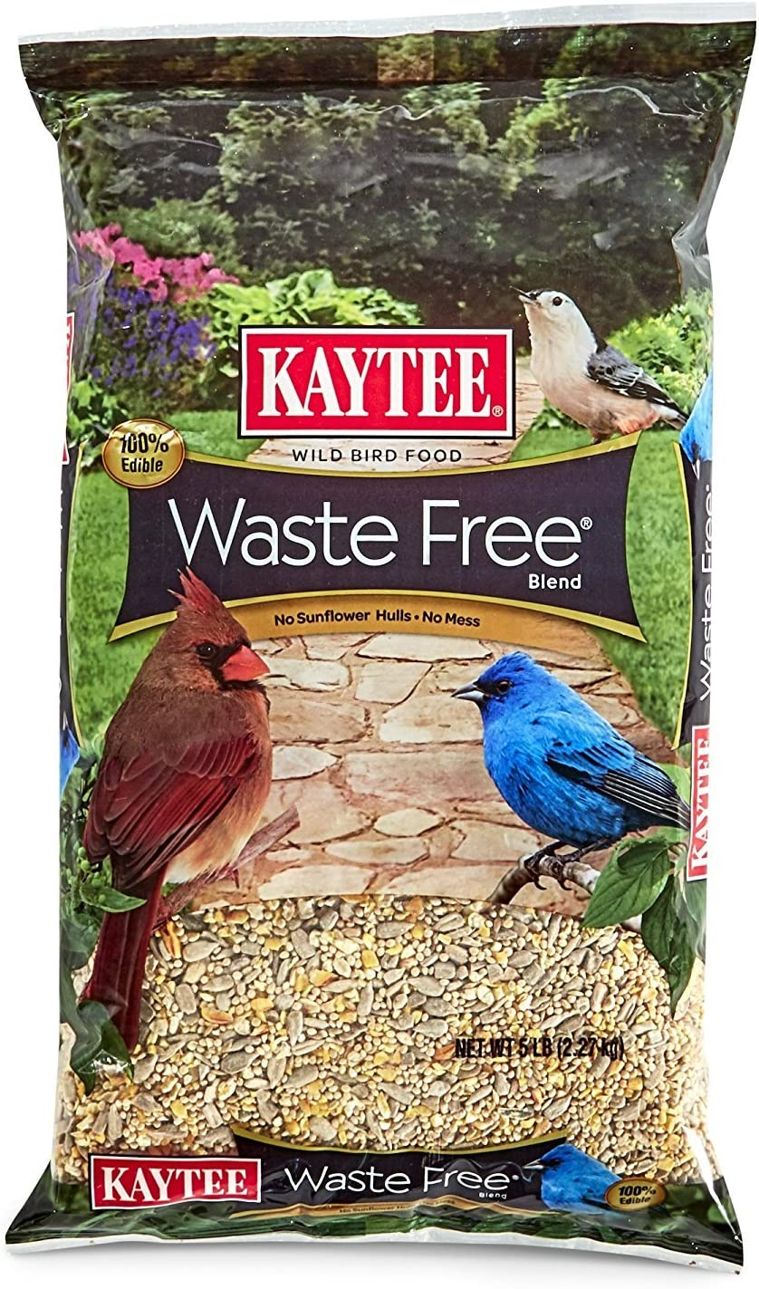 Kaytee Waste Free Bird Seed Blend