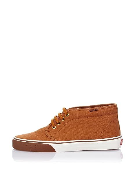 Vans Botines U Chukka Boot Camel EU 35: Amazon.es: Zapatos y complementos