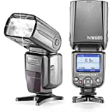 NEEWER® NW985N I-TTL 4-Color TFT LCD Screen Display High-Speed Sync Camera Flash Speedlite for Nikon D3S D50 D60 D70 D70S D80 D80S D200 D300 D300S D700 D3000 D3100 D5000 D5100 D7000 and All Other Nikon DSLR Cameras