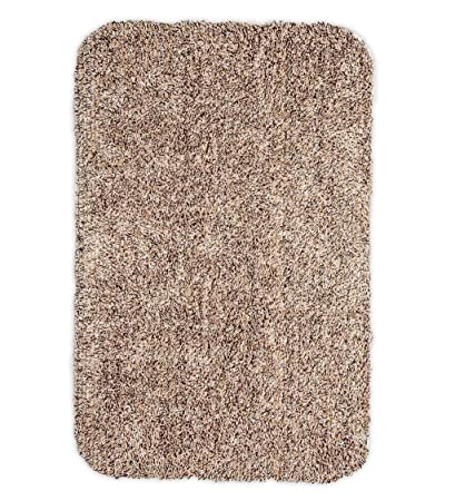 Amazon Com Plow Hearth Large Mud Rug Absorbent Dirt Trapping