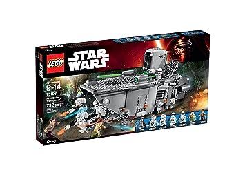 .. LEGO 75189 Star Wars Episode VIII First Order Assault Walker Building Set .