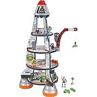 KidKraft- Rocket Ship Set de juego de madera