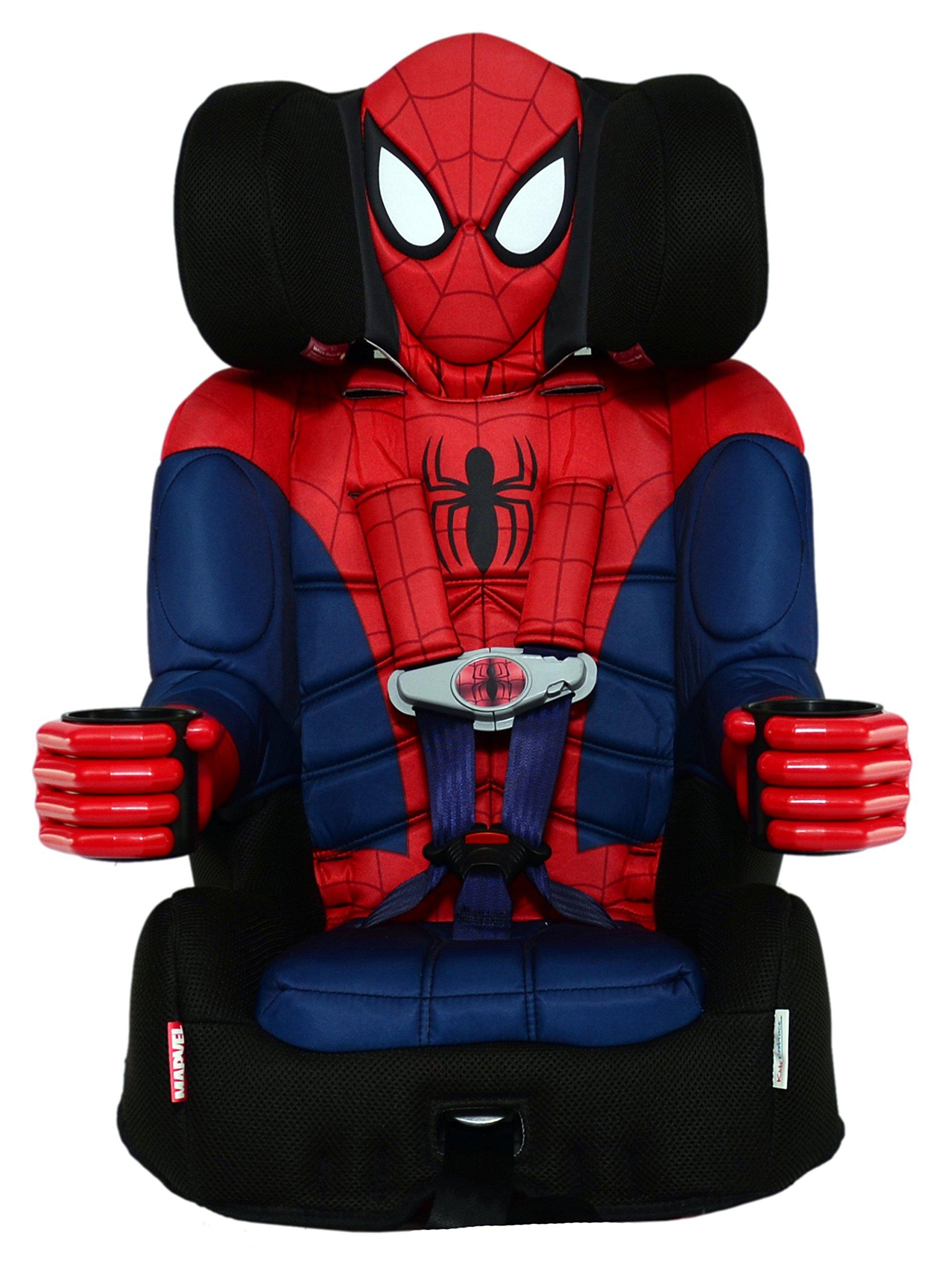Disney Kidsembrace Combination Toddler Harness Booster Car Seat Marvel Ultima.. 24