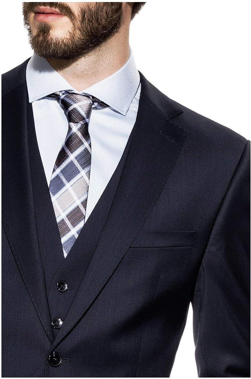 20761, Modell: 62700 Michaelax-Fashion-Trade Benvenuto Black Romeo Modern Fit V Herren Baukasten Sakko aus Super 110S Schurwolle