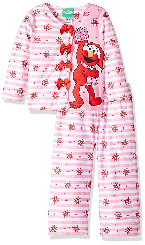 Sesame Street Boys Toddler Boys 2-Piece 2-Piece Pajama Coat Set 21SS241ECLZA-P6
