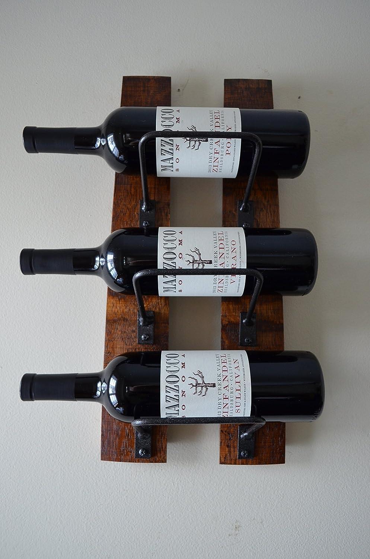 3 - Bottle Wine Rack
