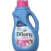Downy Ultra April Fresh Liquid Fabric Softener (40 Loads 34 Fl Oz)