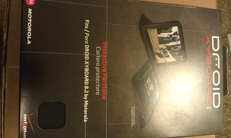 Amazon.com: OEM Motorola Verizon Protective Portfolio Folio Case 8.2 Droid Xyboard Tablet: Computers & Accessories