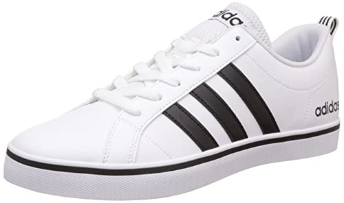 adidas Pace Vs, Sneaker Uomo, Bianco (Footwear White/Core Black/Blue
