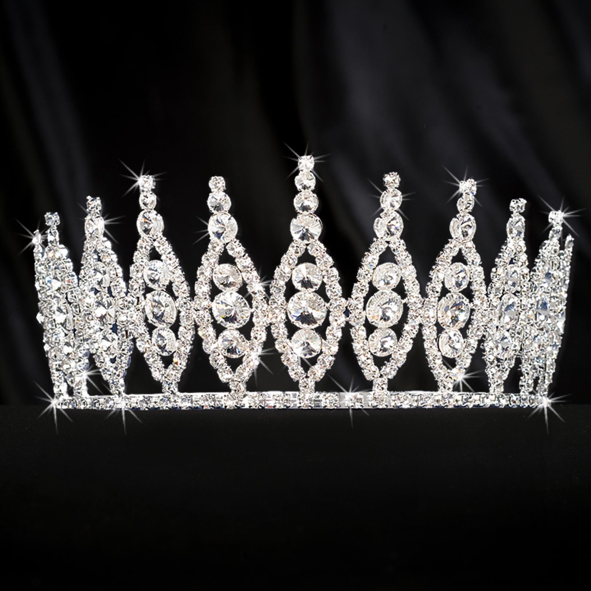 Shindigz Princess Gwyneth Tiara Princess Queen Crown