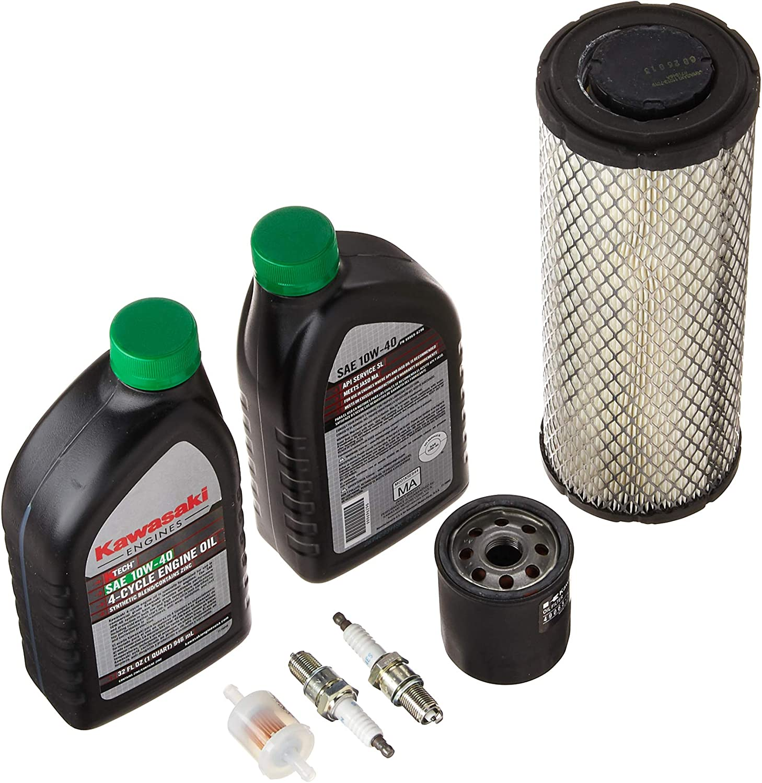 Kawasaki 99969-6413 Power Tune-up kit, Black