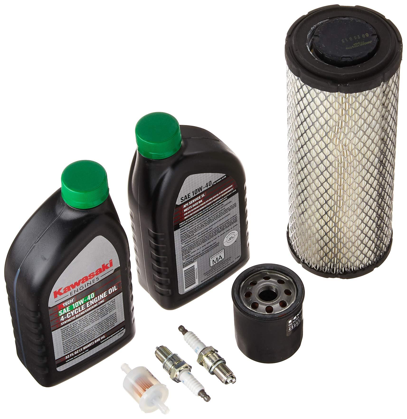 Kawasaki 99969-6413 Power Tune-up kit, Black by Kawasaki
