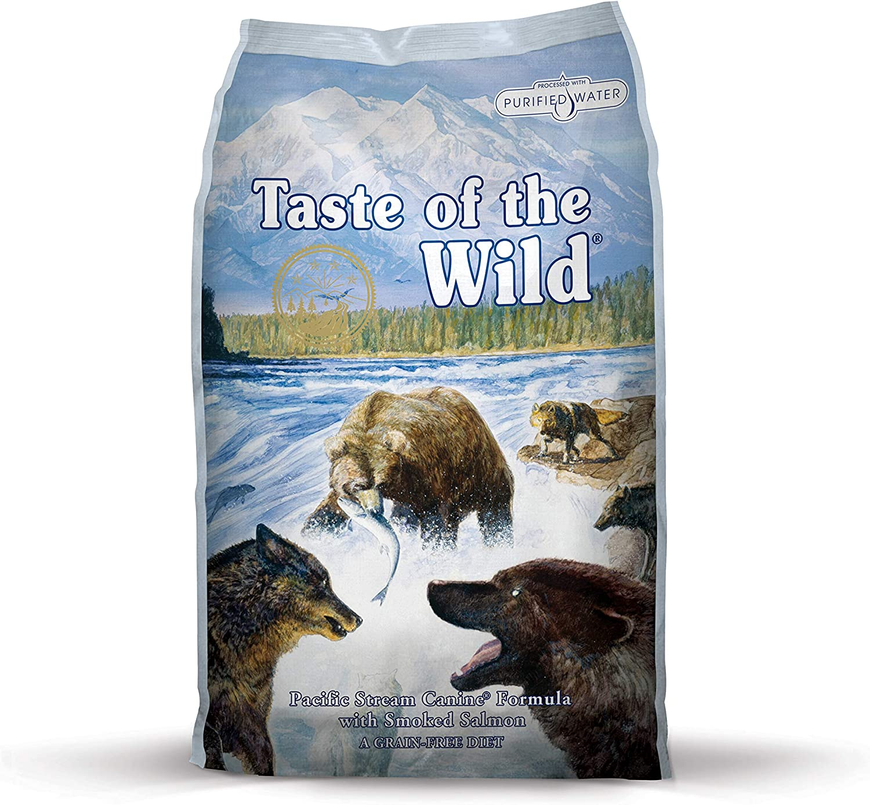 Taste of the Wild Canine Pacific Stream Salmon - 6000 gr: Amazon ...