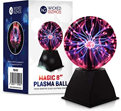 8 Plasma Ball