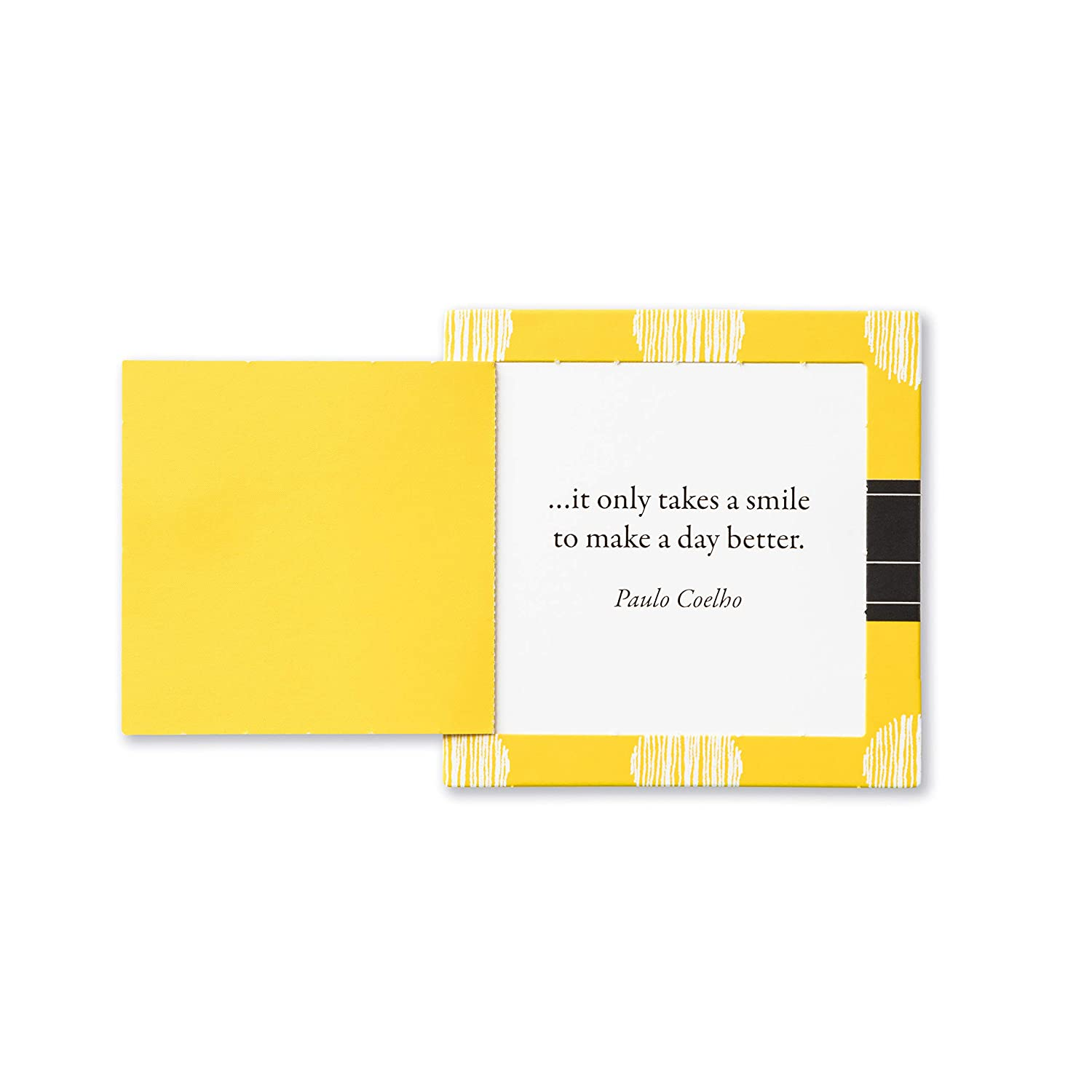ThoughtFulls Pop-Open Cards by Compendium Youre Awesome /— 30 pop-Open Cards Each with a Different Inspiring Message Inside