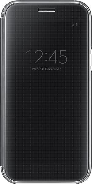 Samsung Galaxy A5 2017 (A520) Clear View Cover - Black
