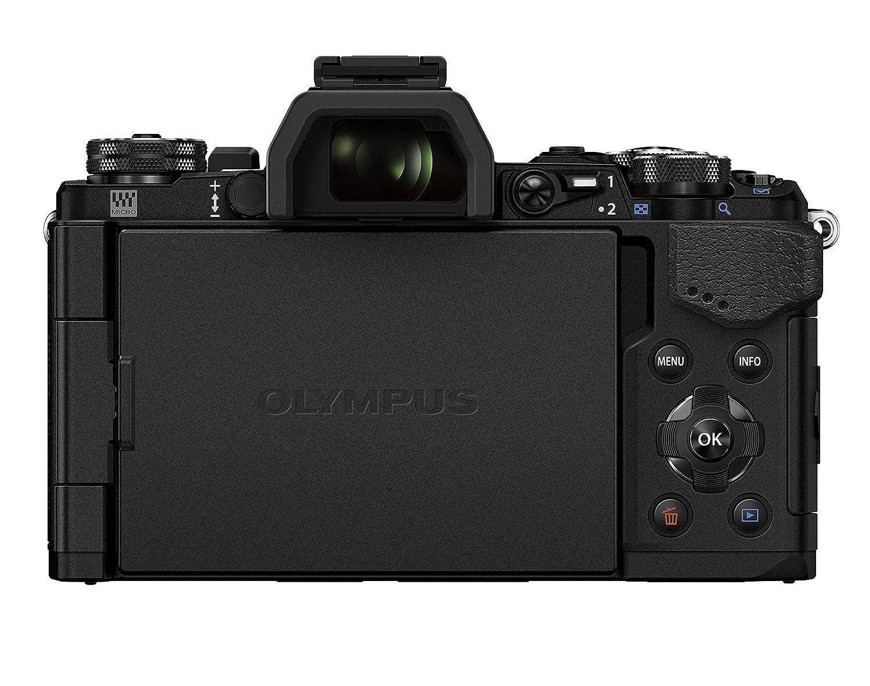 Olympus OM-D E-M5 Mark II Systemkamera 3 Zoll nur: Amazon.de: Kamera