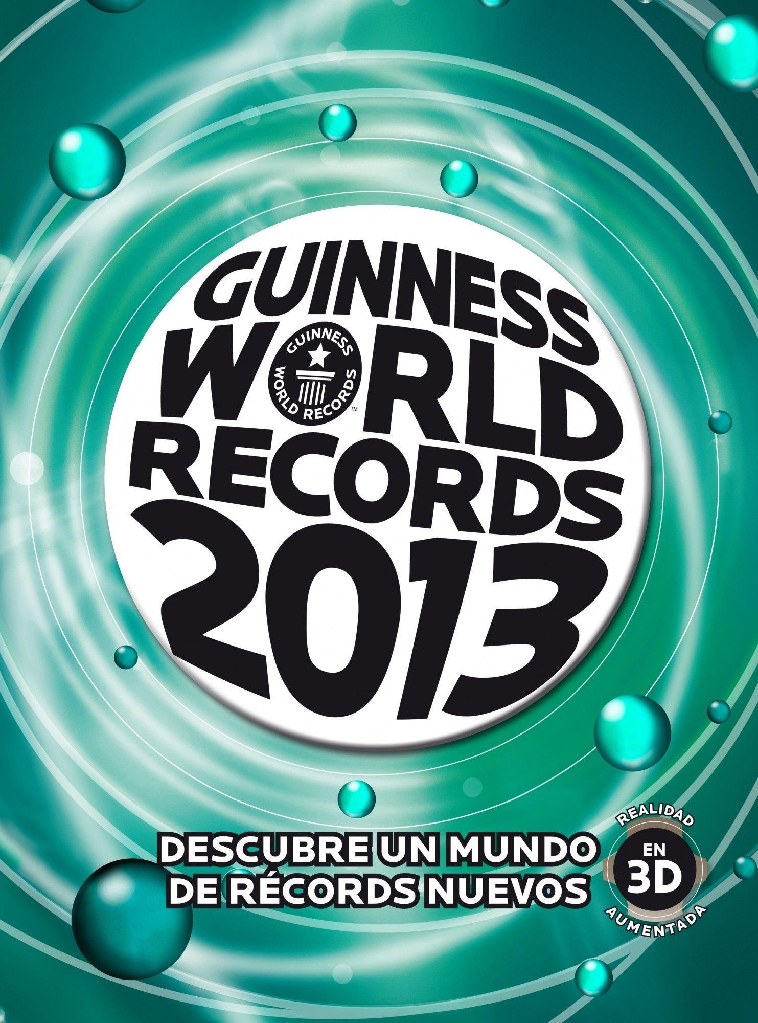 Guinness World Records 2013 (Guinness Book of Records) (Spanish ...