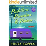 Paddlers, Promises & Poison: A Camper and Criminals Cozy Mystery Book 16 (A Camper & Criminals Cozy Mystery Series)