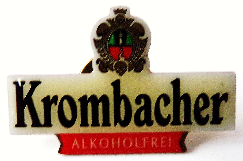 Krombacher - Alkoholfrei - Schriftzug - Pin 32 x 20 mm