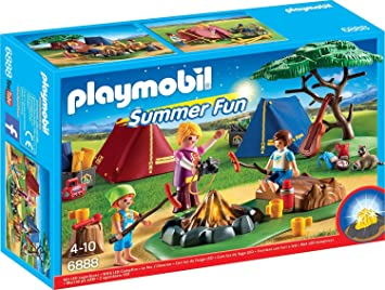 PLAYMOBIL® Family Camping Trip