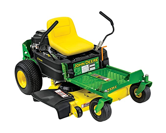 john deere zero turn reviews
