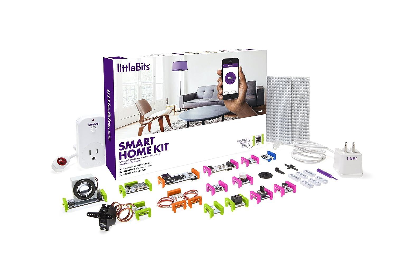 Entrega gratuita y rápida disponible. - littleBits - - - Smart Home Kit (680-0001)  nuevo estilo