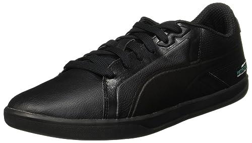 Puma Men s MAMGP Court S H2T Puma Black Sneakers - 12 UK India (47 ... 308c6fa0f