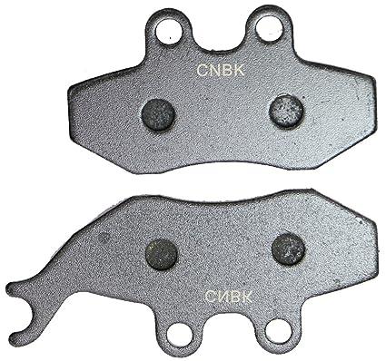 CNBK Semi Met Brake Shoe Pads Set fit for BMW Street Bike R1100 R1100RT R 1100 cc 1100cc RT BMW259 G239 94 95 96 97 98 99 00 01 1994 1995 1996 1997 1998 1999 2000 2001 6 Pads