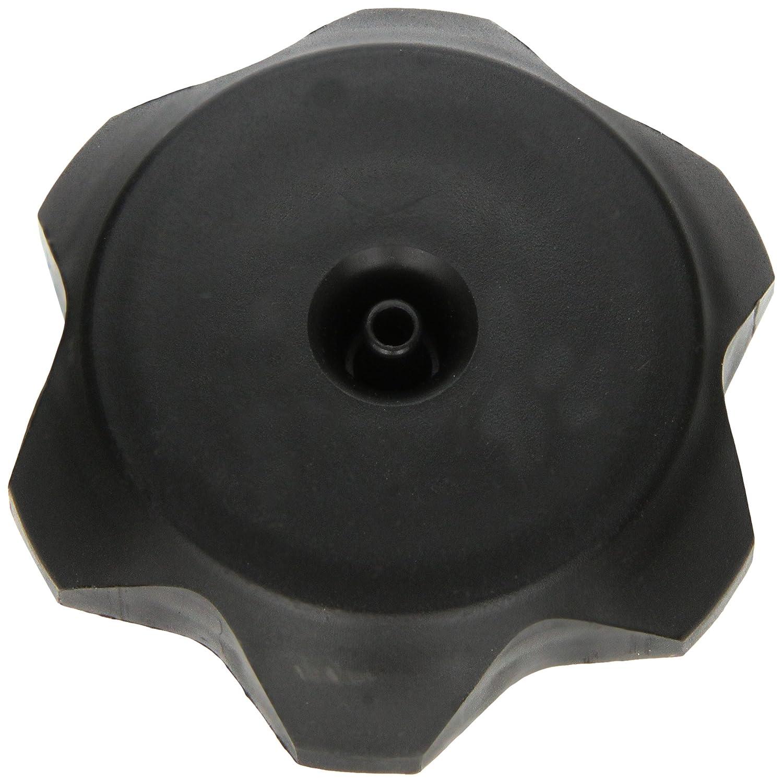 IMS 322100-BLK Black Plastic Replacement Gas Cap Screw Type Fuel Tanks