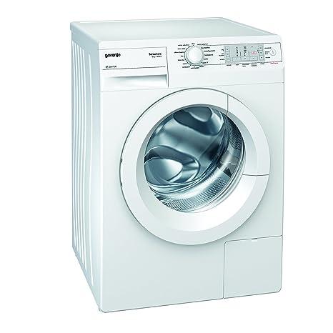 Gorenje WA6840 Waschmaschine FL / A+++ / 146 kWh/Jahr / 1400 UpM / 6 kg / 9.146 L/Jahr / Weiß / Startzeitvorwahl (24 h) / LED