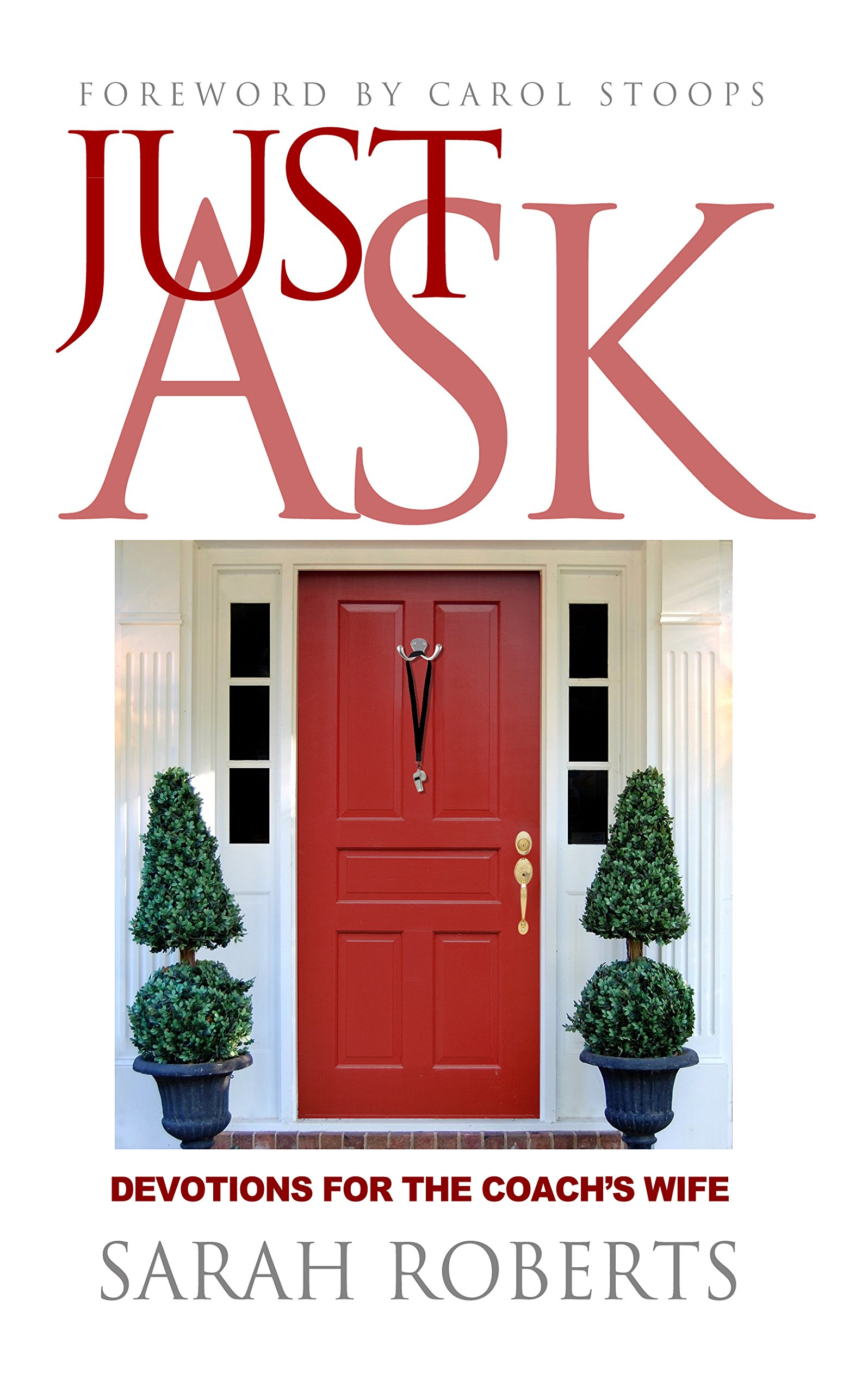 Just Ask Devotions Coachs Wife product image