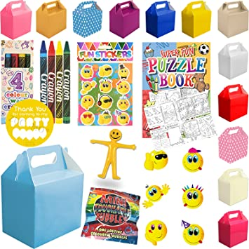 My Little Party Bags Childrens Wedding Activity Packs Party Favour