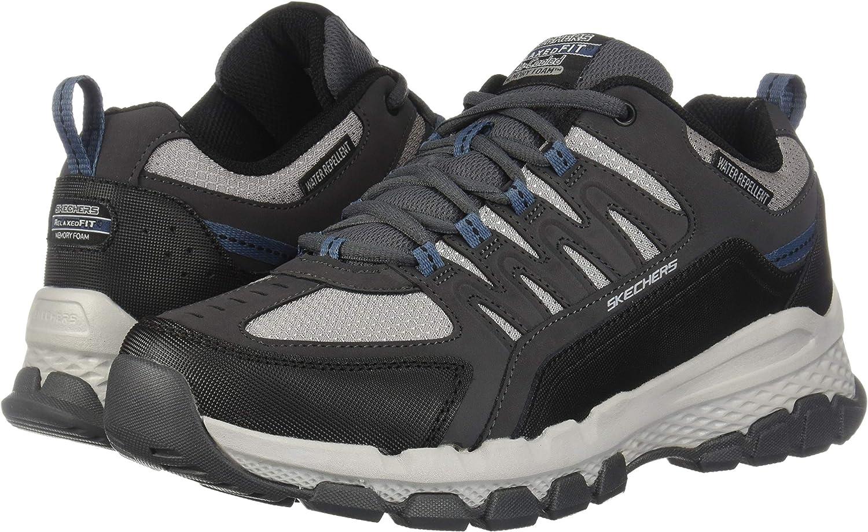 expedido juicio emoción  Amazon.com: Skechers 51585-CHAR: Zapatillas para hombre Outland 2.0  Rip-Staver Charcoal Trail (8.5 D(M) US Hombres): Shoes